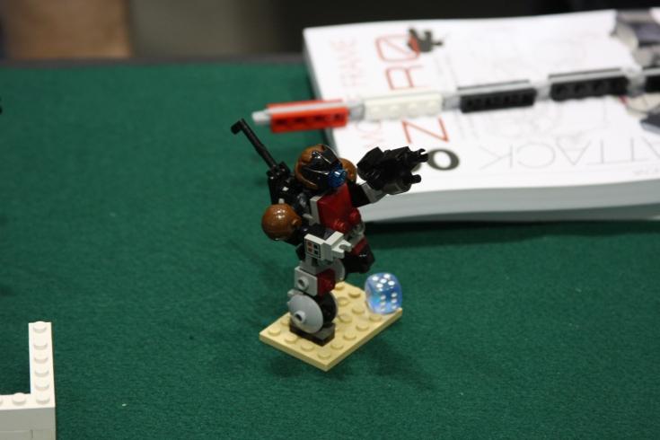 Lego Mech!