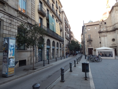Gothic Quarter Street