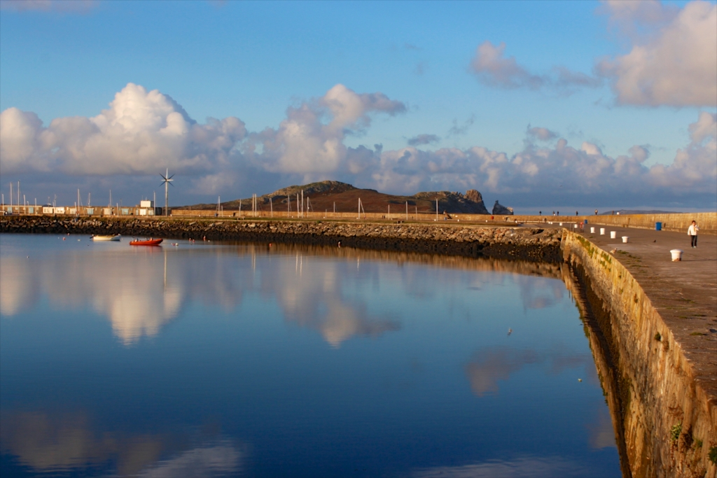 howth-pier